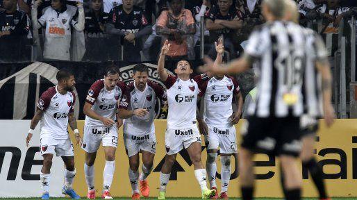 La Conmebol recordó el pasaje de Colón a la final de la Sudamericana