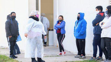 Brote de Covid-19 en Monte Vera: de 90 encuestados, 39 tenían síntomas y fueron hisopados