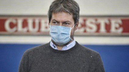 Matías Lammens enfrió la vuelta del fútbol por la pandemia