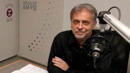 Marcelo Baffa, periodista reconocido de Radio La Red, falleció a los 60 años.