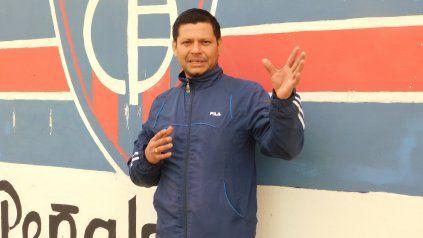 Mauro Córdoba asumió a finales del año pasado la presidencia de Defensores de Peñaloza.