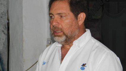 Esteban Fainberg es el actual presidente de la Unión Santafesina de Rugby.