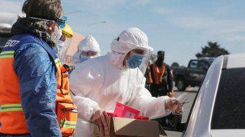 En agosto los casos de coronavirus aumentaron 16 veces en el departamento La Capital