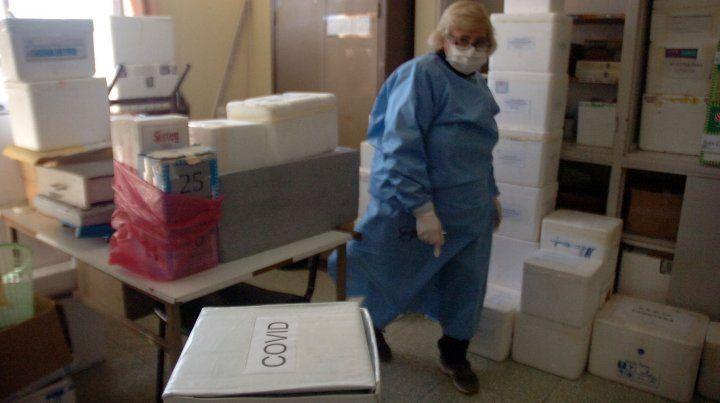 La provincia supera los 1.100 casos de coronavirus este sábado