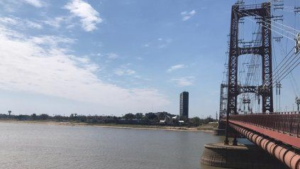 En una semana, el Paraná bajó en Santa Fe más de 60 centímetros