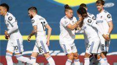 Sufrida victoria del Leeds de Marcelo Bielsa ante el Fulham