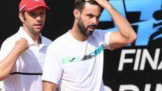 Zeballos y Granollers, finalistas en el Masters 1000 de Roma