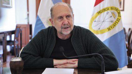 Difícilmente haya localidades invictas en la provincia, dijo Perotti