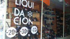 Las ventas minoristas cayeron 34,8% en junio