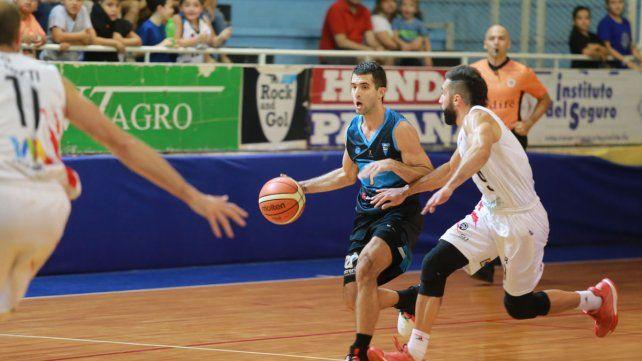 Se suspendió la Liga Argentina y Torneo Federal de básquet