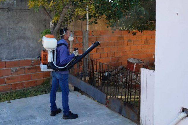 Brote de dengue no se detiene en Paraná y hubo un nuevo bloqueo