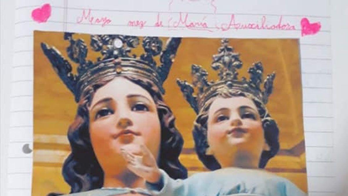 Salesianos celebrarán la fiesta patronal de María Auxiliadora  | Paraná, Religión