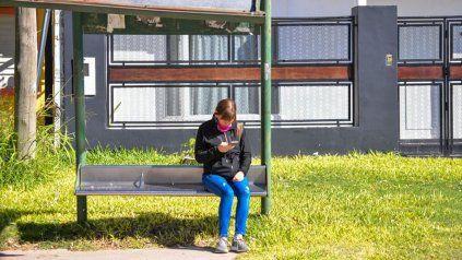 Conflicto del transporte público en Paraná