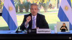 El Presidente admitió que se equivocó en el tema Vicentin