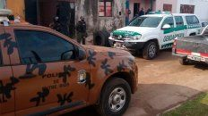 Un policía de Tóxico preso por colaborar con banda narco