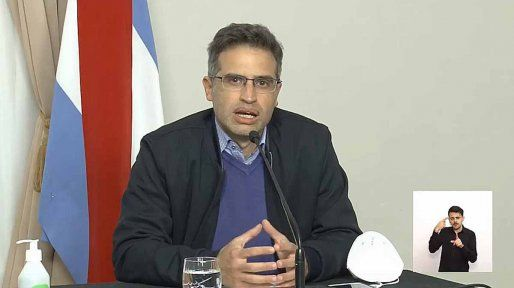 Director General de Epidemiología, Diego Garcilazo