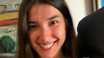 María Laura Pessarini, abogada, docente, sinónimo de triunfo
