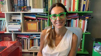 La abogada Marisa Herrera, una de las disertantes.