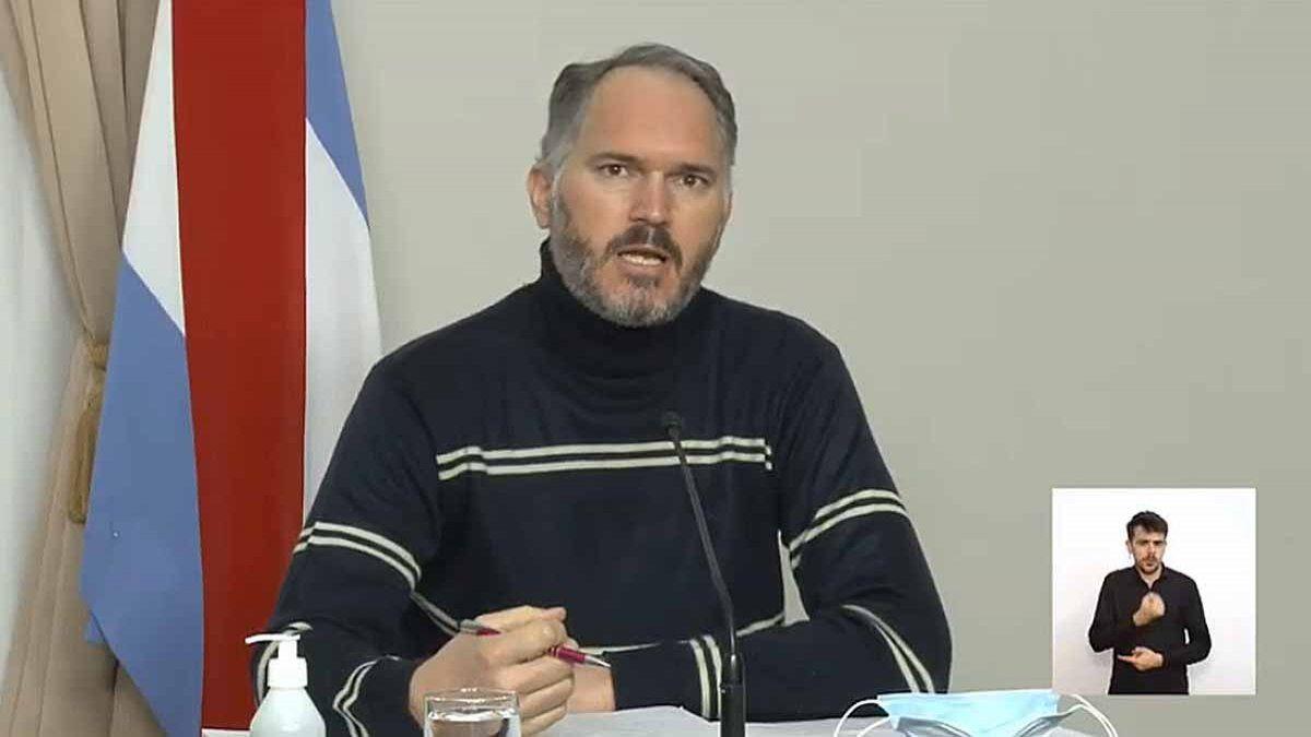 Direcor de Salud Mental, Carlos Berbara