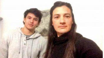 María Paz y Juan Bautista a punto de recibir el alta. Ambos compartieron este proceso en su hogar y recibiendo el apoyo de la familia.