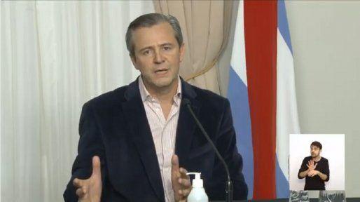 Bahl advirtió que clausurarán los comercios que no cumplan los protocolos