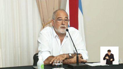 Director del Hospital San Martín, Carlos Bantar. habló sobre los casos de Coronavirus