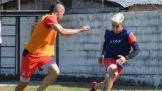 Patronato sumó minutos de fútbol en La Capillita