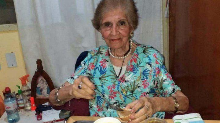 Francisca está por cumplir 102 años y venció el coronavirus