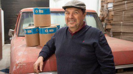 Cuando Jorge fundóLas Dos S en Gualeguaychúse propuso elaborar el mejor dulce de leche artesanal y excelentes quesos para llegar a todoEntre Ríos.