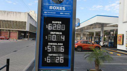 Suba de naftas coincide con ventas amesetadas