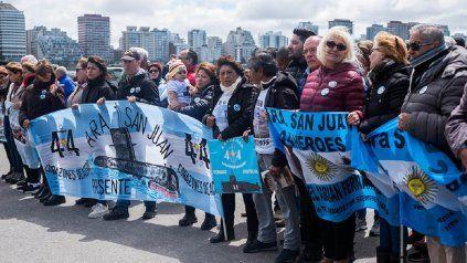 La AFI denunció espionaje ilegal a familiares del ARA San Juan