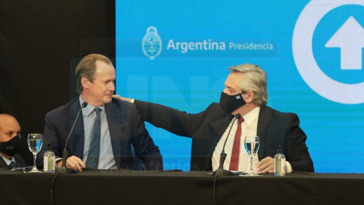 Alberto Fernández pidió no convertir todo en un problema político