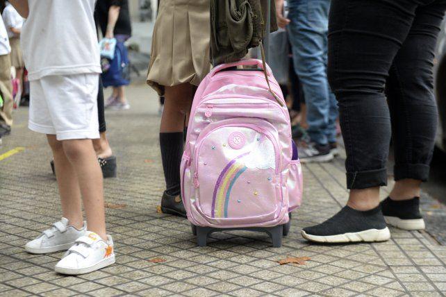 Coronavirus: aseguran que hay contagios en los colegios e instan a no negarlo