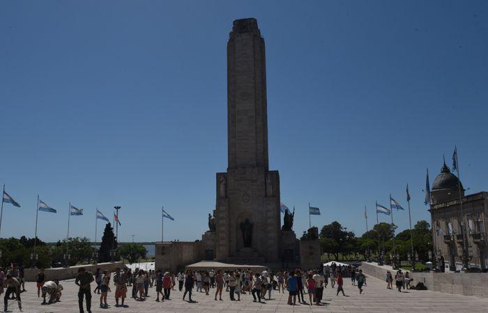El Monumento atrae a turistas del país y el extranjero.