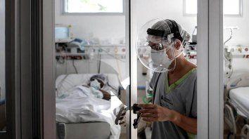 Hasta este domingo, el Ministerio de Salud de Santa Fe informó que había 19 pacientes internados en terapia intensiva.
