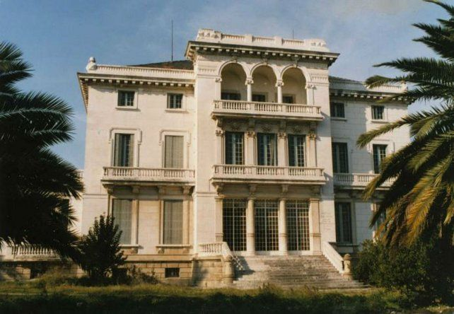 Lujo. En este elegante palacete de Lisboa