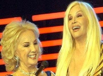 Susana Giménez ofreció mudarse con Mirtha Legrand