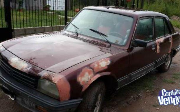 El Peugeot que catapultó a la fama a un cordobés.