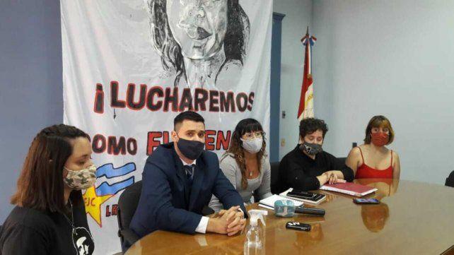 El Partido Comunista pidió ser querellante en la causa que investiga el femicidio ocurrido en San Jorge