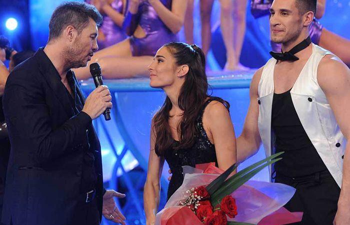 La polémica sobre la salida de Juana del bailando siguió el martes.