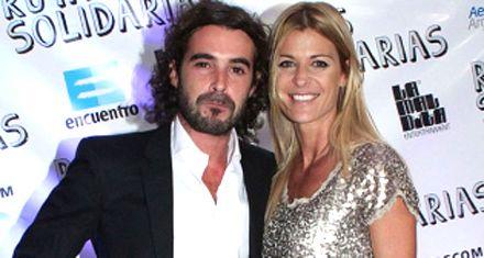 Eugenia Tobal se quedó con la figurita difícil y se casó con Nicolás Cabré