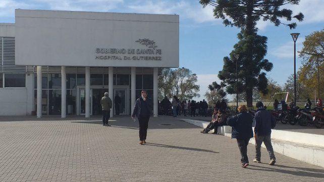 El hospital público provincial Dr Gutiérrez se caratceriza por la excelencia en la atención médica. Es el efector más importante del sur-sur santafesino.