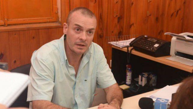 Alejandro Druetta está acusado de ser jefe de una asociación ilícita