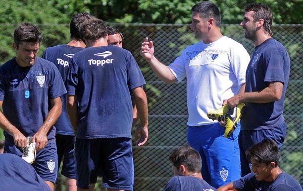 Velez intentará tomarse revancha de la derrota (2-0) sufrida el martes pasado.