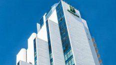 La cadena internacional Holiday Inn Rosario presenta hoy en sociedad sus instalaciones ubicadas en Dorrego y Tucumán.