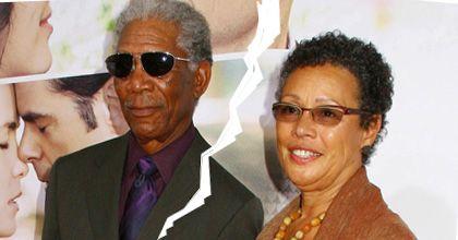 Según su abogado, Morgan Freeman estaría a punto de divorciarse