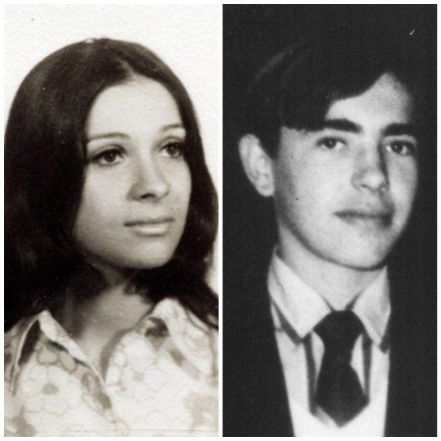 Patricia Roisinblit y José Manuel Pérez Rojo, los padres desaparecidos de la autora del libro.