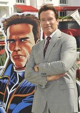 Arnold Schwarzenegger, exterminado por la comunidad latina