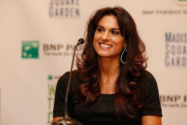Cómo es la vida de Gabriela Sabatini lejos del tenis