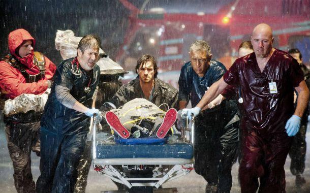 Adrenalina y emergencia. Médicos noctámbulos en medio del caos y la crisis financiera de un hospital texano.